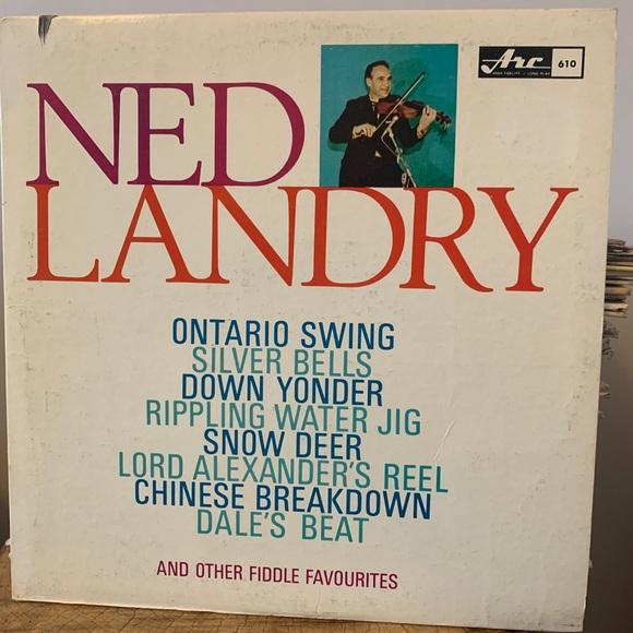 VINTAGE / 🇨🇦 / Record / 1960s / Ned Landry